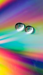 play light on cd-disk