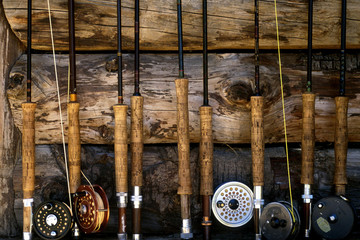 fly fishing poles 001