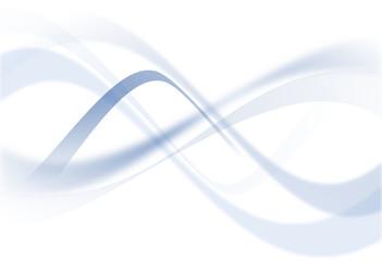 trame de fond de page bleu - blue decoration curve