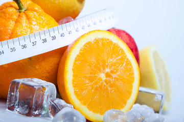 Icy Fruits, Diet