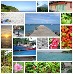 Mosaïque - Antilles