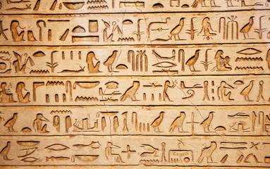 old egypt hieroglyphs
