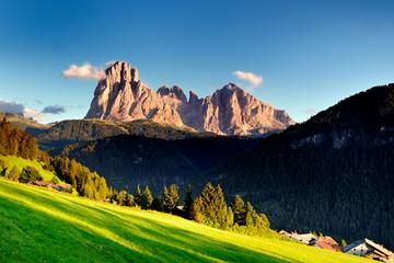 Dolomiti, Alpi, Sassolungo, Val Gardena