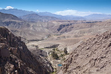 Valle de Copaquilla, Chile