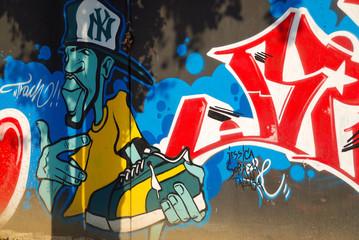 GRAFFITI, EXPRESIÓN DEL HIP HOP