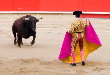 Bullfighting in Barcelona