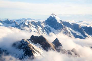 Mountain Cook New Zealand
