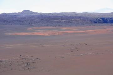 plaine volcanique
