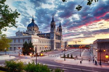 Catedral de La Almudena (Madrid)