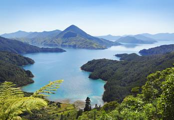 Neuseeland, Malborough Sounds