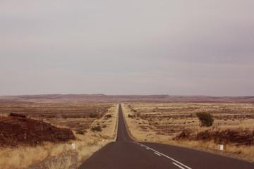 Straße in Südamerika