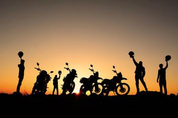 motorsiklet takımı