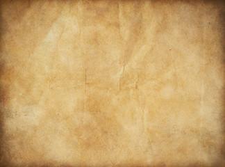 grunge old paper for treasure map or vintage letter