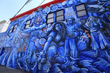 Street art de San Francisco