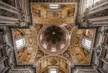 Cappella di Sisto V, Basilica Santa Maria Maggiore - Roma