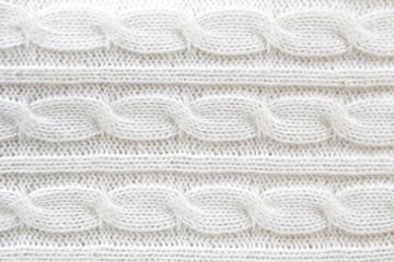 White wool sweater background