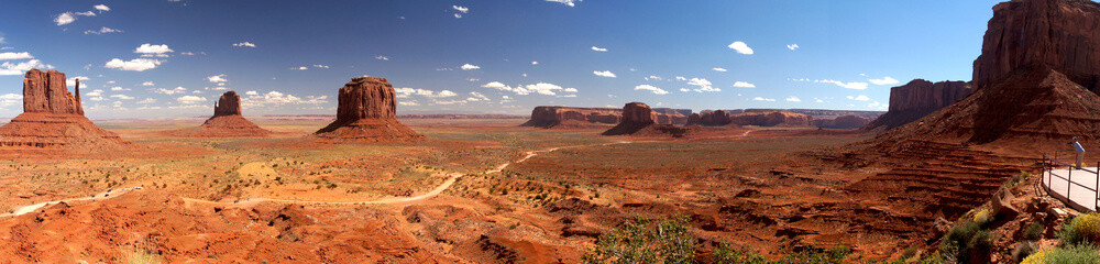 Monument valley Panoramic