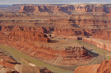 Early Morning Light in the Canyonlands