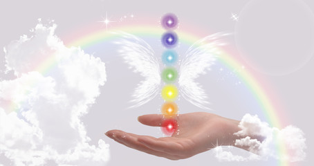 Healing Hand and The Seven Chakras
