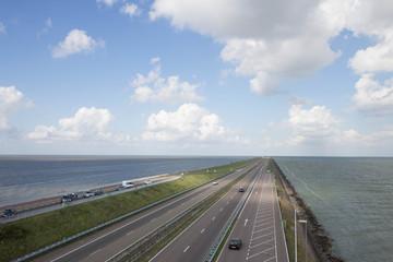Afsluitdijk, diga olandese