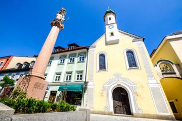 old town of murnau