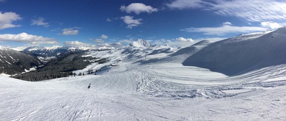 Ratschings Skigebiet