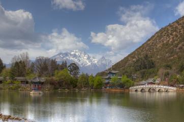 Heilong Tang Park - Lijiang