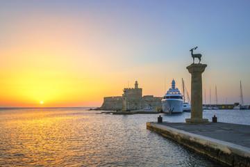 Rhodes Sunrise - Greece