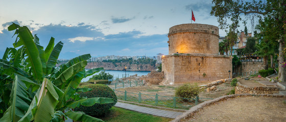 Hidirlik Tower Antalya, Turkey