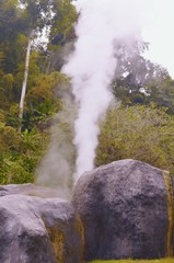 Hot Springs In National Park