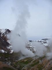 The Valley of Geysers, Kamchatka Peninsula