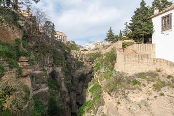 Ronda , municipio español situado en la provincia de Málaga