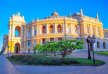 Odessa National Academic Theatre of Opera and Ballet