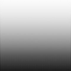 Vertical gradient halftone dots background. Pop art template, texture. Black and white colors. Vector illustration