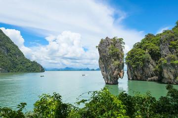 Khao Tapu in Phang Nga National Park Thailand