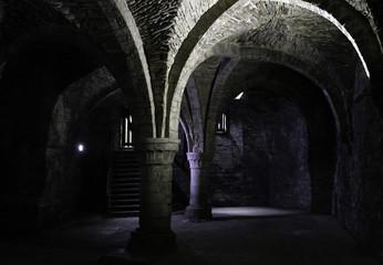 Dungeon interior castle