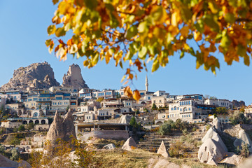 Cappadocia, view of the old city