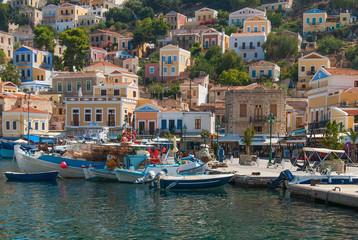Symi, Dodecanese island, Greece