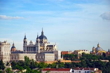 madrid - palace real