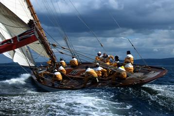 The Lady Anne / Fife Regatta / Schottland