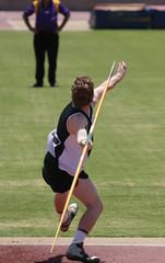 Javelin Thrower