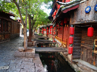 Lijiang City China