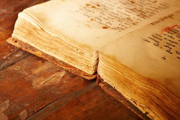 Starożytna książka