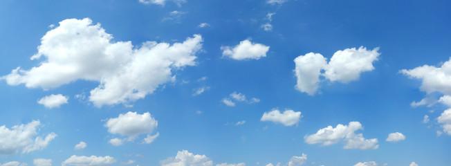 Beautiful summer clouds