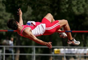 Atletismo. Salto de altura