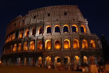Coliseum in Roma