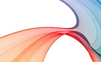 Colorful imagination fractal design