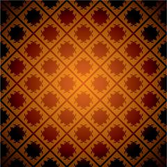 orange wallpaper grid