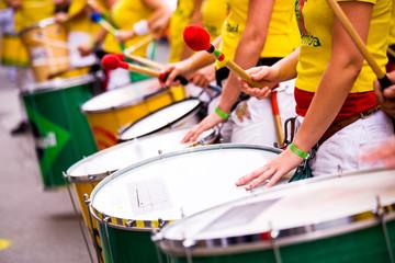 samba drums