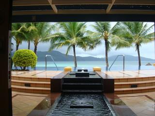 Beach Resort Hamilton Island Australia